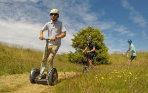 Segway Course